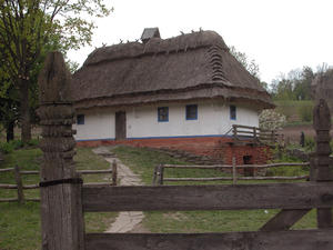 Pyrohiv Museum of Folk Architecture and Rural Life
